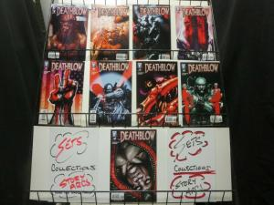 DEATHBLOW (2006 WS) 1-9  complete series