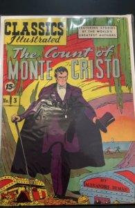 Classic Comics #3 (1942)