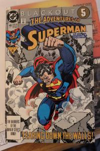 Adventures of Superman 485 nm