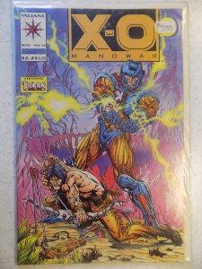 X-O MANOWAR # 14