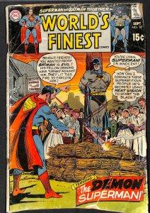 World's Finest Comics #187 (1969)