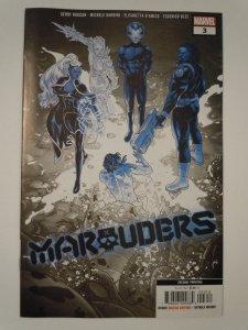 Marauders #3 (2020) 2nd Printing
