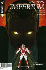 Imperium #7A VF; Valiant | save on shipping - details inside