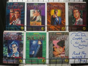 SANCTUARY PART 4 (1995 VIZ) 1-7  complete!