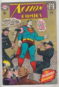Action Comics #352 (Jul-67) FN+ Mid-High-Grade Superman