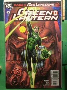 Green Lantern #36 2005 series