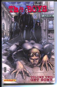 Boys: Get Some-Vol 2-Garth Ennis-TPB-trade