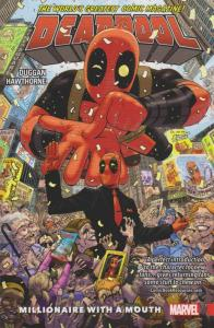 Deadpool (5th Series) TPB #1 VF/NM; Marvel | save on shipping - details inside