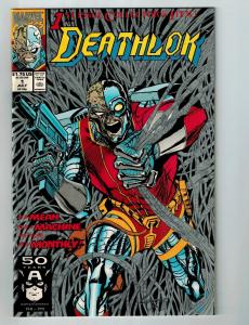 Deathlok # 1 Ongoing VF/NM Marvel Comic Book Agents Of SHIELD Modern Age S98