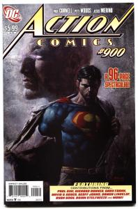 Action Comics #900-NM-High Grade-Superman-Tough issue-Hard to find