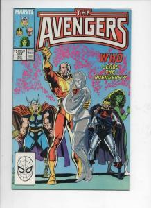 AVENGERS #294, NM, Thor, Black Knight, She-Hulk, 1963 1988, Marvel