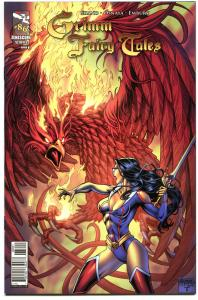 GRIMM FAIRY TALES #86 B, NM, 2005, 1st, Good girl, Phoenix, more GFT in store