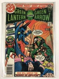 GREEN LANTERN (1960-1988) 109 VG+ Oct. 1978 COMICS BOOK