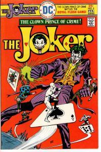 THE JOKER #3,5,7 FIN/FINE+ $18.00