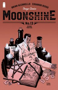 MOONSHINE (2016 IMAGE) #13 SECOND PRINT PRESALE-12/11