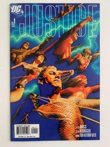Justice #1 (DC Comics) NM