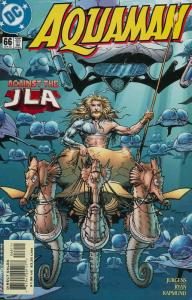 Aquaman (5th Series) #66 VF/NM; DC | save on shipping - details inside