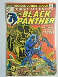Jungle Action #10 Black Panther 3.5 (1974)