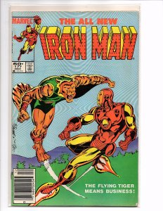 Marvel Comics Iron Man #177 Power Man and Iron Fist