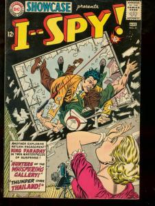 SHOWCASE #51 I-SPY 1964 DC KING FARADAY INFANTINO ART FN/VF