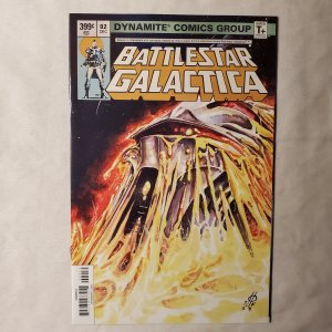 Battlestar Galactica Classic 2 Near Mint Cover by Marco Rudy