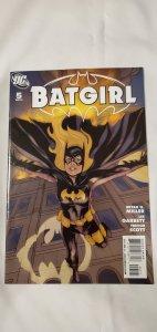 Batgirl #5 - NM - 3rd Series - Phil Noto Cover
