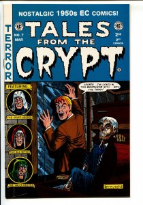 Tales From The Crypt-#7-1994- Ross Cochran EC reprint