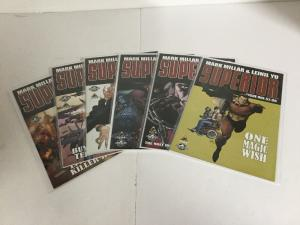 Superior 1-6 Lot Set Run Nm Near Mint Icon Comics Millarworld