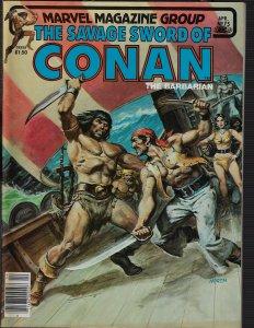 Savage Sword of Conan #75 (Marvel, 1982)