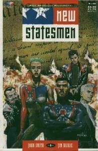 New Statesmen #1, NM (Stock photo)