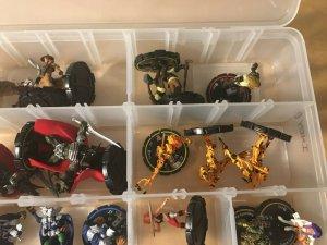 Independent Heroclix 38 Figures INDY Brit City Judge Arwyn Boom Game Pieces MFT4
