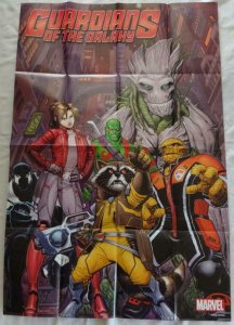 GUARDIANS OF THE GALAXY Promo Poster, 24 x 36, 2015, MARVEL, Unused 211