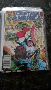 Captain America #320 (Marvel,1986) Condition NM