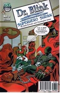 Dr. Blink: Superhero Shrink #3 (2005)