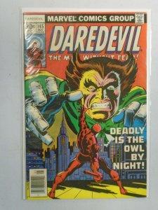 Daredevil #145 7.5 VF- (1977 1st Series)
