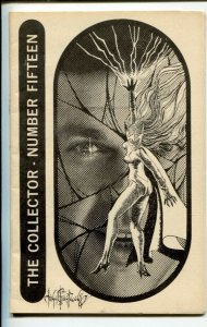 Collector #15 1969- John Fantucchio cover-SOTI review-Info for comic collecto...