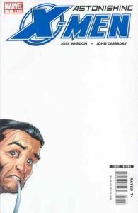 Astonishing X-Men (3rd Series) #17 FN; Marvel | save on shipping - details insid