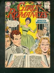 GIRLS' ROMANCES #90 1963-DC ROMANCE-NICE VG+