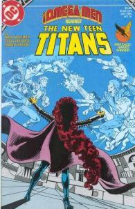 New Teen Titans (1984 series) #16, NM- (Stock photo)