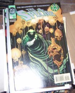 The Spectre #0 (Oct 1994, DC) origin story+zero hour