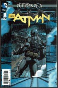 Futures End Batman 3-D Cover (2014, DC) 9.6 NM+
