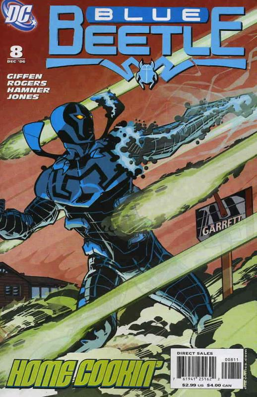 Blue Beetle, The (4th Series) #8 VF/NM; DC | save on shipping - details inside