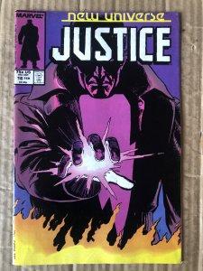 Justice #16 (1988)