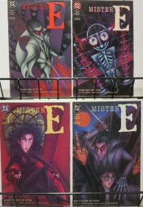 MISTER E (1991 DC) 1-4 sequel to Books Of Magic