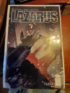 Lazarus #20 (2015)