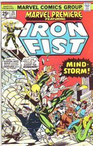 Marvel Premier #25 (Oct-75) NM/NM- High-Grade Iron Fist