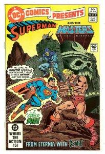 DC Comics Presents 47   1st He-Man in comics