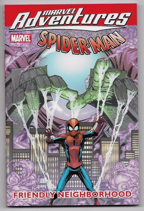 Marvel Adventures Spider-Man TPB Digest Collects 13-16 (Marvel) New!