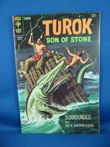 TUROK SON OF STONE 60 Fine VF 1969
