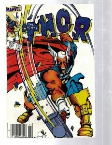 Mighty Thor # 337 NM Marvel Comic Book Loki Odin Asgard Sif Avengers Hulk RB8
